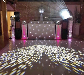 **PREMIUM BUT AFFORDABLE DJ WITH EQUIPMENT - Parties, Wedding, Prom, Corporate, Christmas**