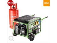 LPG generator Greengear 5kw