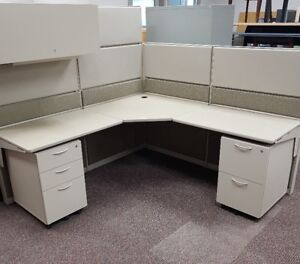 Cubicles, Teknion TOS workstations, 6x6  only $599.99