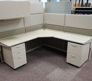 Cubicles, TEknion TOS workstations, 6x6 excellent condition $599