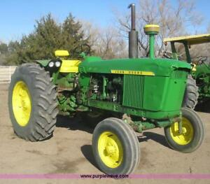 WANTED good running motor for John Deere 4010 tractor