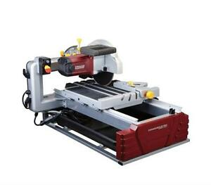 HOC NEW 10 INCH 2.5 HP TILE AND BRICK SAW + FREE SHIPPING + 90 DAY WARRANTY