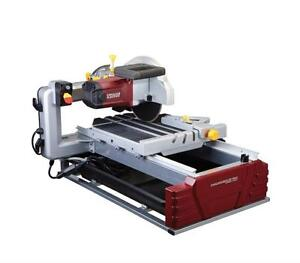 HOC - NEW 10 INCH 2.5 HP TILE AND BRICK SAW + FREE SHIPPING + 90 DAY WARRANTY