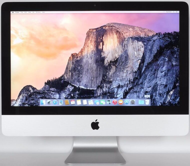 Apple iMac (21.5 inch, Mid 2011) Core i5 2.5 GHz 4GB RAM 500 GB HDDin Edgbaston, West MidlandsGumtree - Condition Seller refurbished Apple iMac (21.5 inch, Mid 2011) Core i5 2.5 GHz 4GB RAM 500 GB HDD Specifications and Details Processor 2.5 GHz Intel Core i5 Memory 4 GB 1333 MHz DDR3 Graphics AMD Radeon HD 6750M 512 MB System Number C02GJW3CDHJF Built...