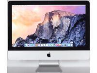 Apple iMac (21.5-inch, Mid 2011) Core i5 2.5 GHz 4GB RAM 500 GB HDD