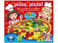 Pizza Pizza children's game