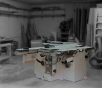 Robland Combination Machine NLX 310 (Woodworking table saw and m