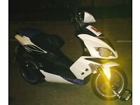 BTM 50cc scooter