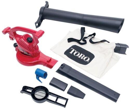 Toro 51619 Ultra BlowerVac, Red