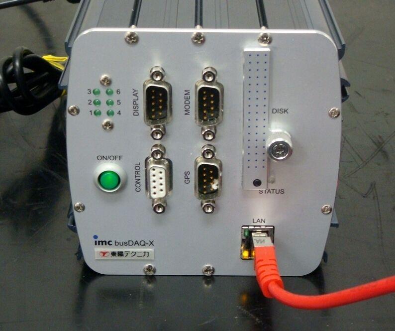 IMC busDAQ-X-ET CAN-BUS Digital Data Recorder