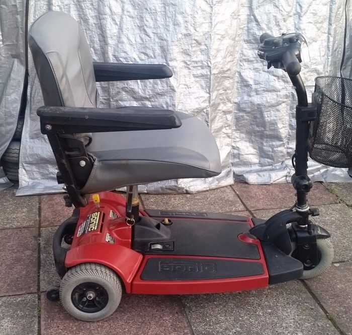 Mobility Scooter Pride Sonic Portable in Good Cond only £225