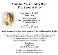 London Doll & Teddy Bear Show