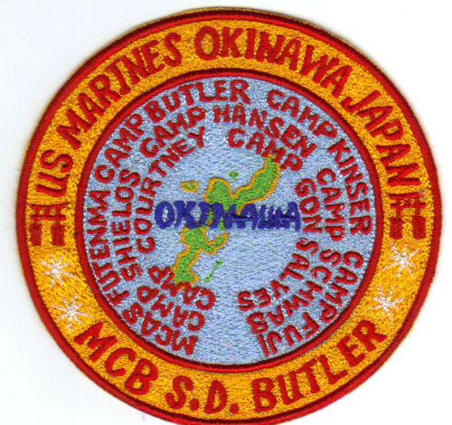 US MARINES OKINAWA JAPAN, CAMP BUTLER, CAMP KINSER, CAMP FUJI etc.    Y
