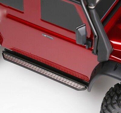 - Nurf Bar / Side Step Diamond Plate (Stainless Steel) for Traxxas TRX-4