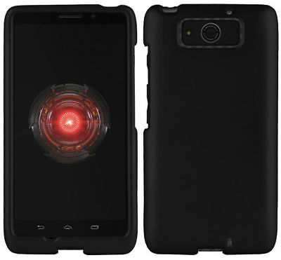Rubberized Hard Case Cover Protector 2 Piece For Motorola Droid MAXX / ULTRA 2 Rubberized Hard Case
