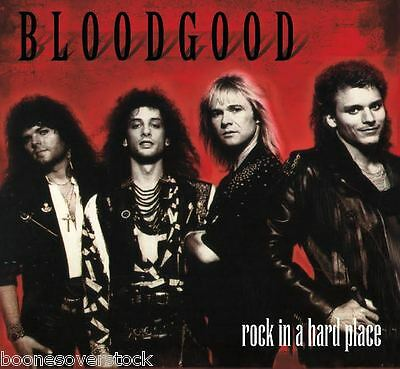Bloodgood   Rock In A Hard Place  Legends Remastered Series    New Cd  2015