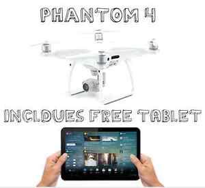 DJI Phantom 4 Drone - FREE TABLET - FREE SHIPPING - NEW STOCK Sydney Region Preview