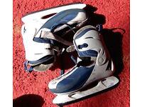 Ice skates size 10.5 UK 45(EU)