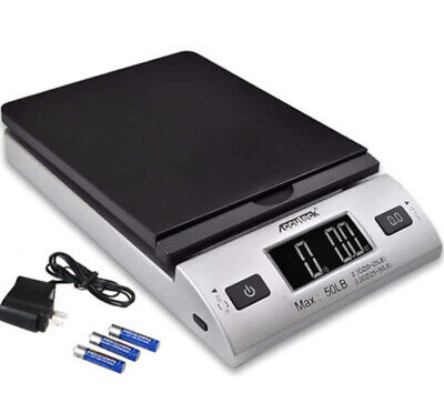 Accuteck 50lbx0.2oz Pt50 Digital Shipping Postal Scale Wac Postage All-in-one