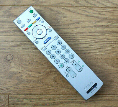 Sony RM-ED007 Remote Control for Bravia LCD TV