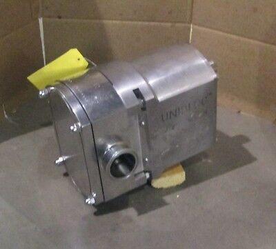 Flowtech 500 Stainless Pump 58 Shaft