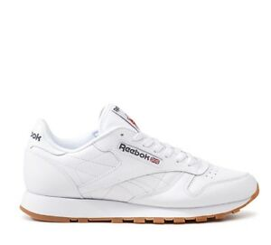White Reebok shoes Brand New 8.5 men/ Souliers Reebok Blanc Neuf