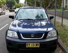 Travellers' choice: Honda 4x4 CRV for RENT Cremorne North Sydney Area Preview