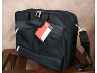Genuine Toshiba Briefcase / Laptop Bag