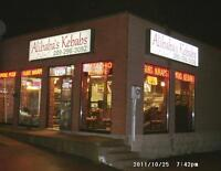 Business for Sale: Alibaba's Kebobs