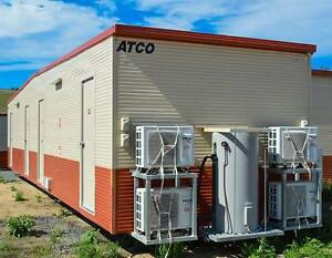 Transportable building 4 bed 4 bath - Atco donga Tamworth Tamworth City Preview