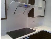 **Brand New** B&Q Designair Corina Delta Cooker Hood CORHD90SS RRP £987