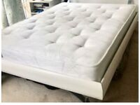 Hasena Double bed with Dreams mattress