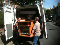 Man and Van Hire in South - West and All London. Cargotaxi. Removals. Furniture delivery