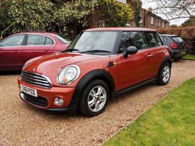EXCELLENT CONDITION MINI ONE / LOW MILEAGE