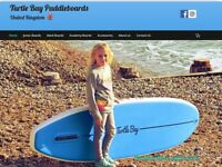 Turtle Bay Paddleboards. A UK SUP Company. See our range of Kid's boards.