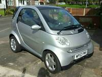 **Reduced £1000, Smart car, City Passion. Immaculate inside and oit