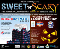 Sweet & Scary Family Fun Day