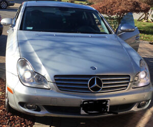 Brand New Condition- Mercedes CLS500- Silver-Safety & Etest