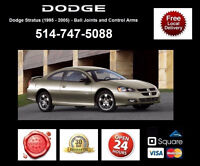 Dodge Stratus - Control Arms and Ball Joints • Bras Suspension