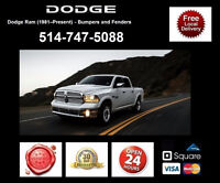 Dodge Ram 1500 ► Ailes et Pare-chocs • Fenders and Bumpers