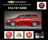 Chevrolet HHR - Fenders and Bumpers • Ailes et Pare-chocs