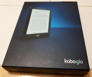 "Kobo Glo 6"" Ereader ,2 GB ,Black"