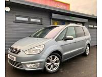 2010 60 Ford Galaxy 2.0 ( 203ps ) EcoBoost Powershift Titanium X 7 Seater -FFSH