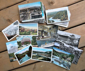 Vintage Post Cards lot -- over 150 of them