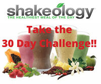 Transform your health in 30 Days with Shakeology!