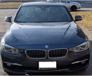 2016 BMW 3-Series Lease Takeover - $565/mth-Plus $500 incentive