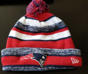 New England Patriots Winter Hat - One size fits all