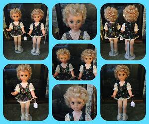 Karen Magnussen Regal Dolls circa 1974 $55. both or $30. each