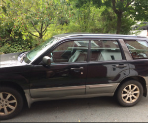 2005 Subaru Forester Hatchback