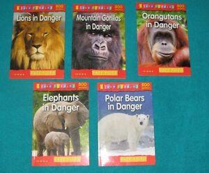 I Love Reading 800 Words 5 Animal Books